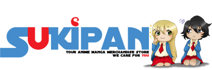 Sukipan Dein Onlineshop für Animefiguren-Logo