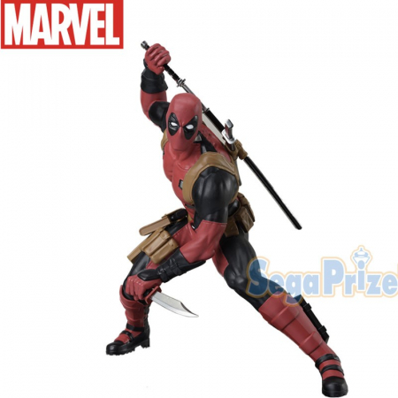 MARVEL - SPM FIGURE - DEADPOOL (SEGA)