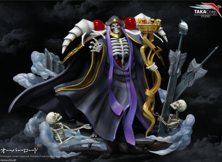 OVERLORD - Ainz Ooal Gown (TakaCorp)