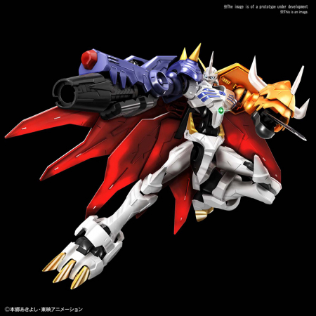 FIGURE RISE DIGIMON OMEGAMON AMPLIFIED (Bandai Spirits)