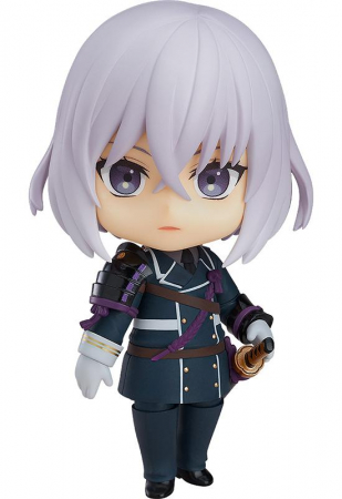 Touken Ranbu ONLINE Nendoroid Honebami Toshiro (Orange Rouge)
