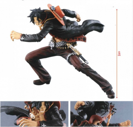 ONE PIECE: Portgas. D.Ace CREATOR X CREATOR Figure (Banpresto)