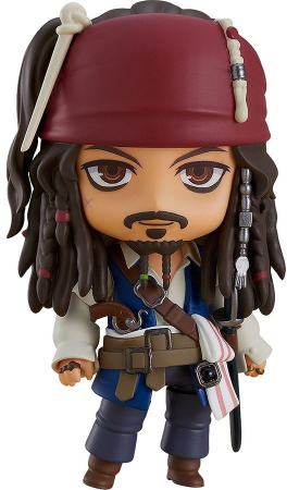 Nendoroid Jack Sparrow (Pirates of the Caribbean) (Good Smile Company)