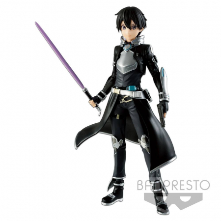 Sword Art Online Kirito Overseas Original Version (Banpresto)