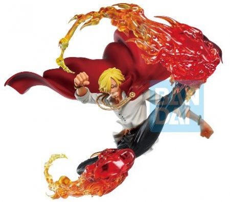 One Piece Glitter & Brave Figure Sanji