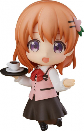 Is the Order a Rabbit Nendoroid Cocoa (Good Smile Company)