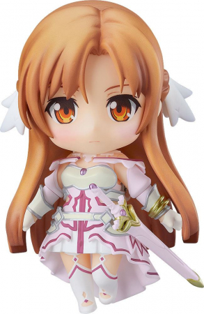 Sword Art Online Alicization Nendoroid PVC Actionfigure Asuna Stacia the Goddess of Creation (Good Smile Company)