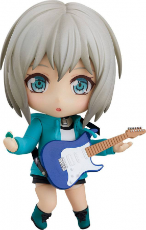 BanG Dream! Girls Band Party! Nendoroid Moca Aoba Stage Outfit Ver. (Good Smile Company)