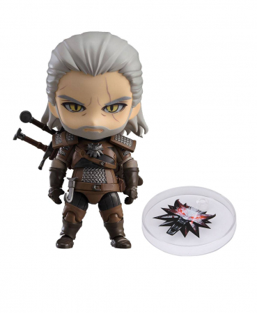 The Witcher 3 Wild Hunt Nendoroid Geralt heo Exclusive (Good Smile Company)