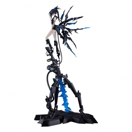 Black Rock Shooter PVC Statue 1/8 Black Rock Shooter: Inexhaustible Ver. (Good Smile Company)