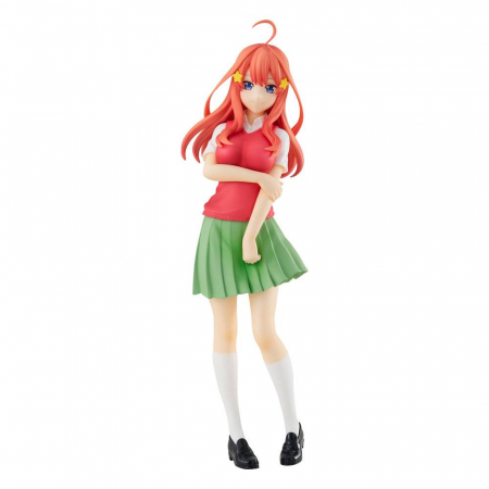 The Quintessential Quintuplets Pop Up Parade PVC Statue Itsuki Nakano (Good Smile Company)
