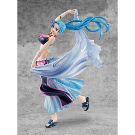 One Piece Portrait Of Pirates Playback Memories Nefertari Vivi (MegaHouse)