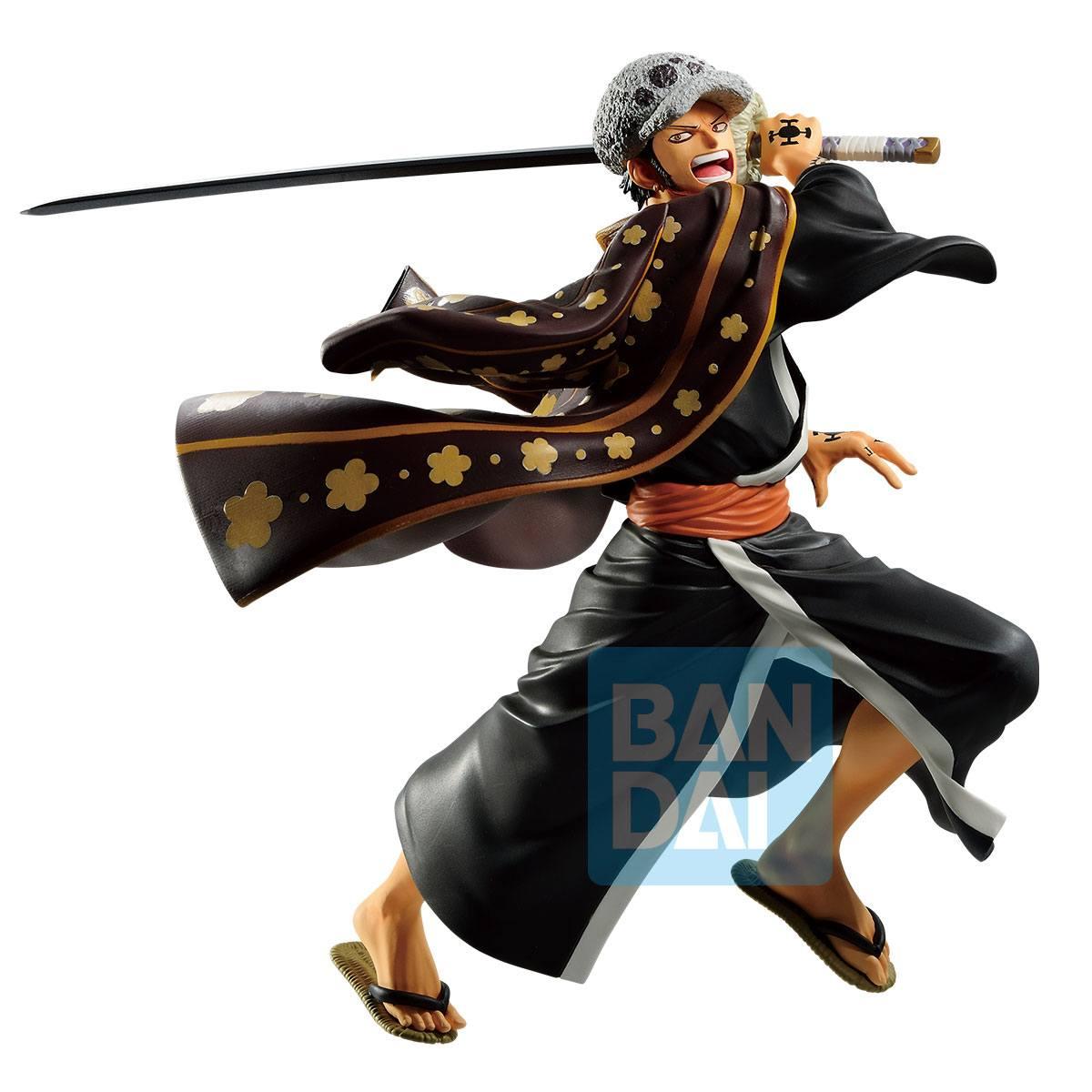Bandai Ichibansho One Piece Ichibansho PVC Statue Law 27 cm Statues