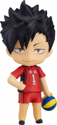 Haikyu!! Third Season Nendoroid Tetsuro Kuroo (Orange Rouge)